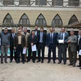 8_Ministry of Environment honors Helwan and Tourah plants.
