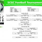 SCGC Football League 2018.